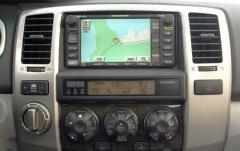 2004 Toyota 4Runner interior