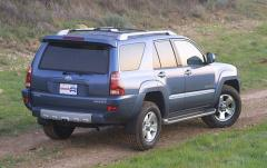 2005 Toyota 4Runner exterior