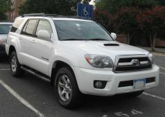2006 Toyota 4Runner Photo 3
