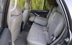 2006 Toyota 4Runner interior