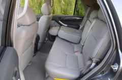 2007 Toyota 4Runner interior