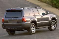 2007 Toyota 4Runner exterior