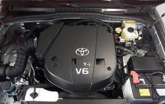 2008 Toyota 4Runner exterior