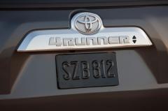 2010 Toyota 4Runner exterior