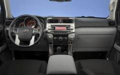 2011 Toyota 4Runner interior