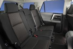 2013 Toyota 4Runner interior