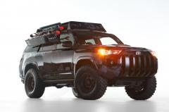 2015 Toyota 4Runner Photo 5