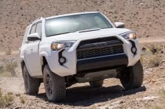 2015 Toyota 4Runner exterior