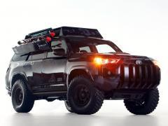 2016 Toyota 4Runner Photo 8