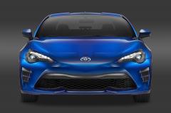 2017 Toyota 86 exterior