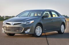 2014 Toyota Avalon Hybrid exterior