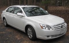 2009 Toyota Avalon Photo 1