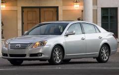 2010 Toyota Avalon exterior