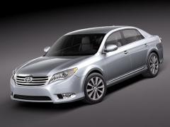 2011 Toyota Avalon Photo 1