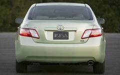 2009 Toyota Camry Hybrid exterior
