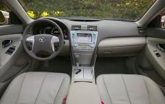 2009 Toyota Camry Hybrid interior