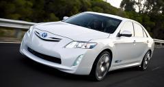 2009 Toyota Camry Hybrid Photo 1
