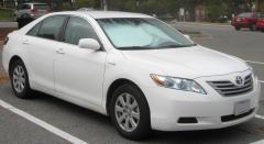2009 Toyota Camry Hybrid Photo 5