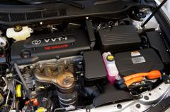 2010 Toyota Camry Hybrid exterior
