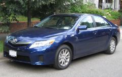 2010 Toyota Camry Hybrid Photo 4