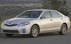 2011 Toyota Camry Hybrid Photo 1