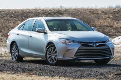 2015 Toyota Camry Hybrid exterior
