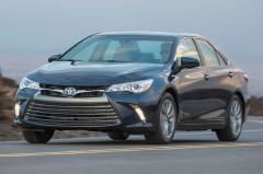 2017 Toyota Camry Hybrid exterior