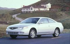 1999 Toyota Camry Solara Photo 1