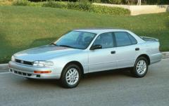 1992 Toyota Camry exterior