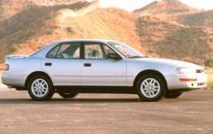 1993 Toyota Camry exterior