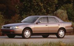 1996 Toyota Camry exterior