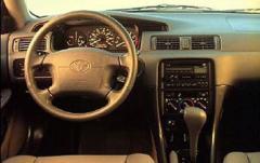 1997 Toyota Camry CE V6 interior