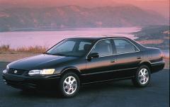 1997 Toyota Camry CE V6 exterior