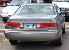 2000 Toyota Camry Photo 4