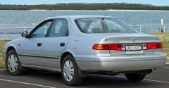2002 Toyota Camry Photo 5