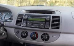2002 Toyota Camry interior