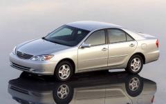 2002 Toyota Camry Photo 1