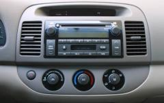 2003 Toyota Camry interior