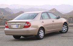 2003 Toyota Camry exterior