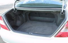 2004 Toyota Camry interior