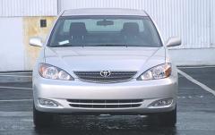 2004 Toyota Camry exterior