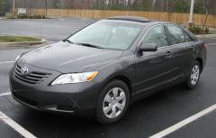 2007 Toyota Camry Photo 3