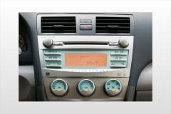2007 Toyota Camry interior