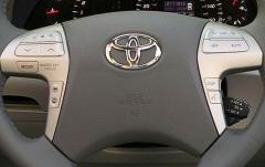 2008 Toyota Camry interior