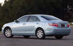 2008 Toyota Camry exterior