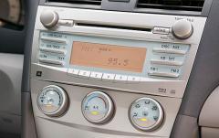 2009 Toyota Camry interior