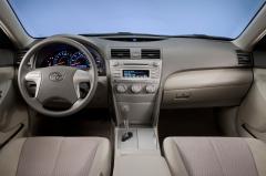 2010 Toyota Camry interior