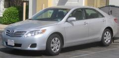 2011 Toyota Camry XLE 6-Spd AT Photo 3