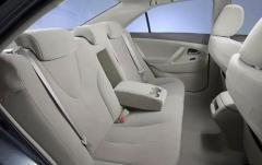 2011 Toyota Camry Base 6-Spd AT interior
