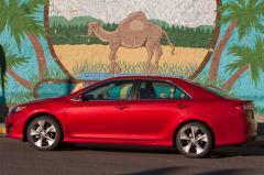 2012 Toyota Camry exterior